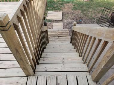 Super Clean Stairwell